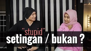 Video DIA..., STUPID? | Feat. FATIN MP3, 3GP, MP4, WEBM, AVI, FLV Oktober 2018
