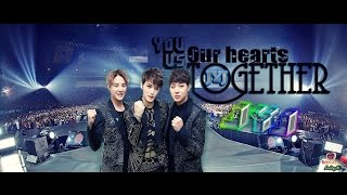 [JYJ TRIBUTE] Us against the world - JYJ & OUR HEARTS TOGETHER [by JYJ Romania] [Eng/Ro]
