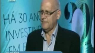 28/06 – Balanço GeralVT - Ontem a RIC TV comemorou o Dia do Mídia. Falam: presidente da ACIM, José Carlos Valêncio; Gustavo Garcia, diretor da RIC.