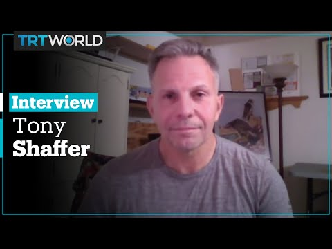 Tony Shaffer weighs in on the 2020 election - TRT World Television