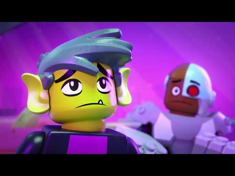 LEGO Dimensions Teen Titans Go!, Powerpuff Girls Trailer