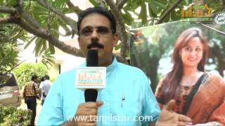 A  V  Anoop Speaks at Enna Satham Intha Neram Press Meet