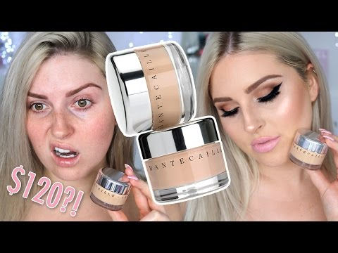 First Impression Review! ♡ $120 Chantecaille Future Skin Foundation