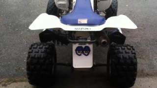 6. 2006 Suzuki z400 StartUp/Walkaround