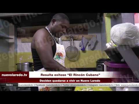 """Resulta exitoso """"El Rincón Cubano"""" (видео)"""
