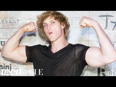 Dear Logan Paul, There Are Better Ways To Talk About Suicide | The Teen Vogue Take
