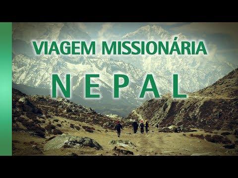 Viagem Missionária ao Nepal