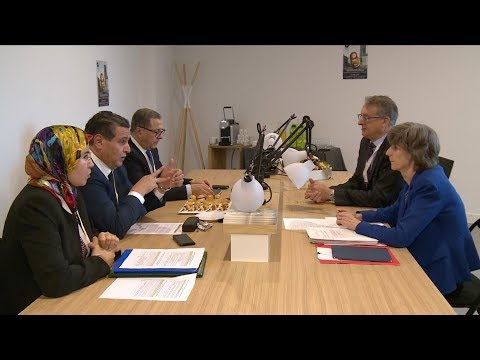 مبادرة تريبل أ): البنك الدولي يشيد بريادة المغرب (نائبة الرئيس)
