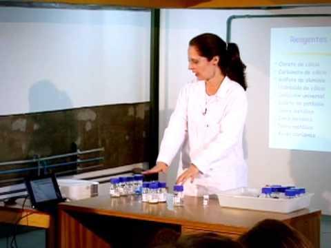 Demonstração:Como lidar com Resíduos Químicos em sala de aula