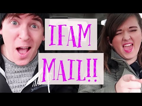 COLLECTING FAN MAIL!! | SUBSCRIBER SHOUTOUTS!!