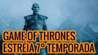 Edição do vídeo em parceria com o canal XManteiga, sobre a estréia da sétima temporada da série Game of Thrones.