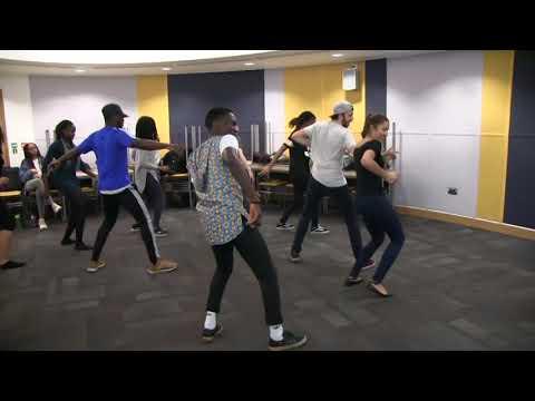 Issa goal Choreography