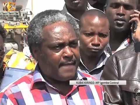 NACADA impounds 12.5 million fake KRA stickers in Nakuru