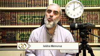 23-Islaha Memuruz - Nureddin Yıldız - Sosyal Doku Vakfı