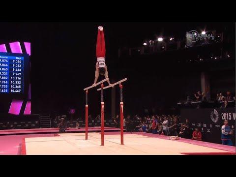 World Gymnastics Champion Six Times!