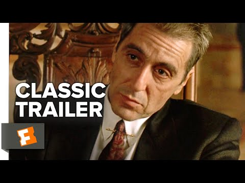 The Godfather: Part III (1990) Trailer #1 | Movieclips Classic Trailers
