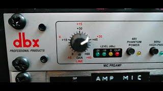 Video dbx 286s Mic Preamp/Processor: Vocal, Guitar, Bass, Kick & Snare MP3, 3GP, MP4, WEBM, AVI, FLV November 2018
