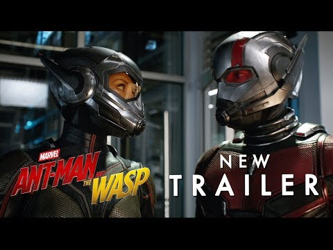 The First Full Trailer for Marvel s AntMan and the