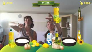 Vidéo Veronique C vs A N
