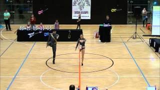 Christina Bischoff-Moos & Lukas Moos - Donaupokal 2014
