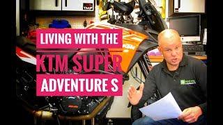6. 2017 KTM 1290 Super Adventure - Long Term Review
