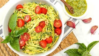 3 Low Carb Lunch Recipes | No Cook Summer Dishes by The Domestic Geek