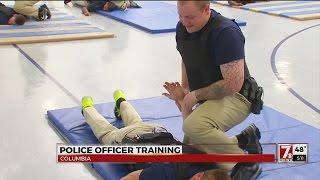 SC Criminal Justice Academy training