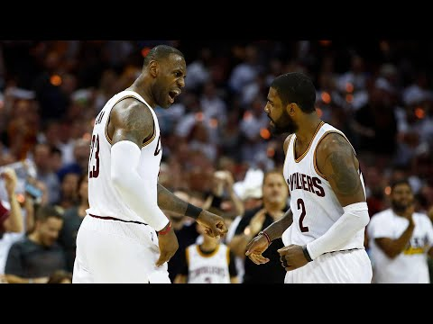 Video: Cavaliers' dysfunction motivating Kyrie Irving's trade demand