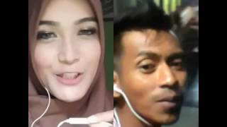 SMULE cantik hijaber suaranya merdu banget,nyanyi lagu