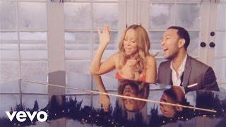 Mariah Carey, John Legend - When Christmas Comes