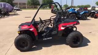 8. Polaris® ACE 150 EFI 2017