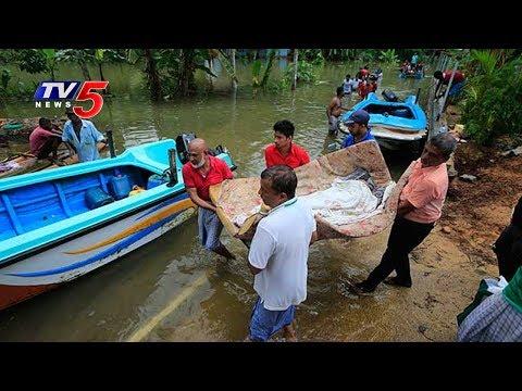 Sri Lanka Floods : Death Toll tops 200