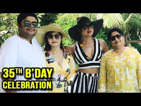 Priyanka Chopra Parties With A SHARK And STINGRAY