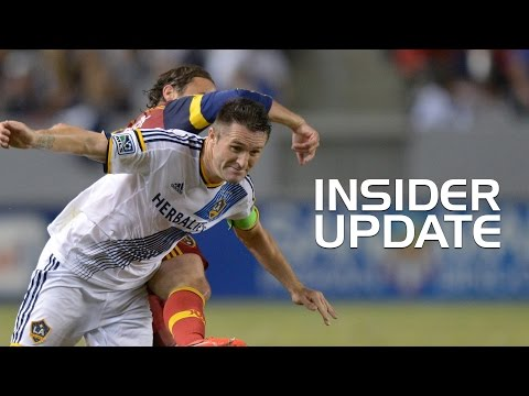 Video: Insider Update in 60 Seconds | LA Galaxy on the ground in Salt Lake City