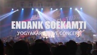 Endank Soekamti-Ojo Nesu (Live at SHOWCASE Yogyakarta 2016)