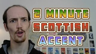 Download Lagu How To Do A Scottish Accent In UNDER TWO MINUTES Mp3