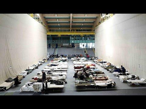 Γερμανία: Ασφυκτική η κατάσταση με τους πρόσφυγες