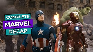 Video FULL MARVEL RECAP up to AVENGERS: ENDGAME MP3, 3GP, MP4, WEBM, AVI, FLV Juni 2019