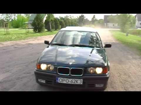 BMW E36 - film z testu