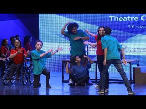 Μπακού:  Η 5η Διεθνής Διάσκεψη Θεάτρου