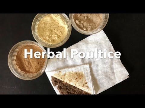 How To: Herbal Poultice