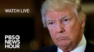 WATCH: Donald Trump's first press conference as president-elect