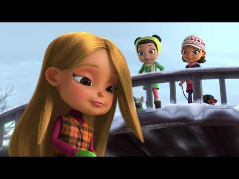 ماريا كاري في فيلم رسوم متحركة احتفالا بالكريسماس