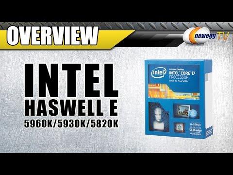 intel - http://www.newegg.com   Processors: Intel Core i7-5960K http://bit.ly/1qLV1Rq Sku:19-117-404 Intel Core i7-5930K http://bit.ly/1vUvg23 Sku:19-117-403 Intel C...
