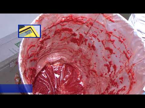 TECHNOCARNE - SYSTEME VIDE FUT TYPE SANIFORCE 5-1