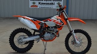 10. $9,599:  2015 KTM 350 XC-F Overview and Review