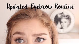 Updated Eyebrow Routine | Dinosaur Dances