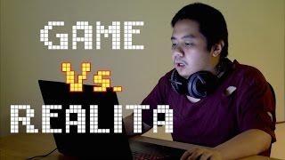 Video GAME vs. REALITA MP3, 3GP, MP4, WEBM, AVI, FLV Oktober 2017