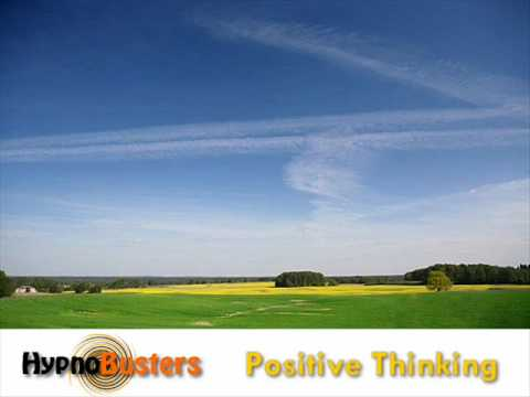 Positive Thinking Hypnosis + Free MP3 Download Link