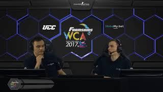 FarmSkins WCA | Vega Squadron vs AGO bo3 map2 inferno | @Toll @Deq
